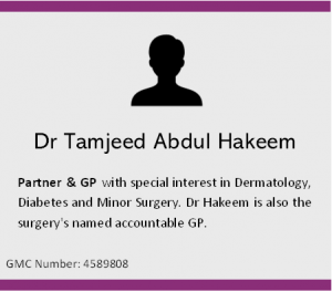 Dr Hakeem
