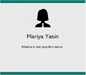 Mariya Yasin