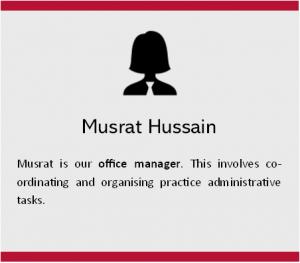 Musrat Hussain