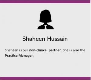 Shaheen Hussain