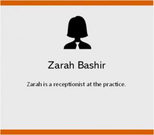 Zarah Bashir